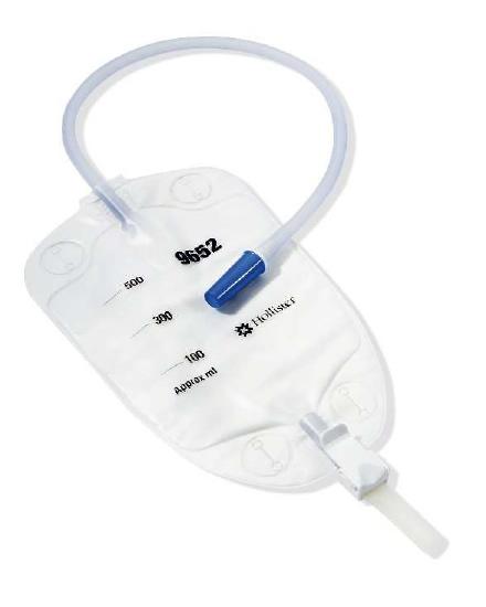 HVM Incare Urin-Beinbeutel