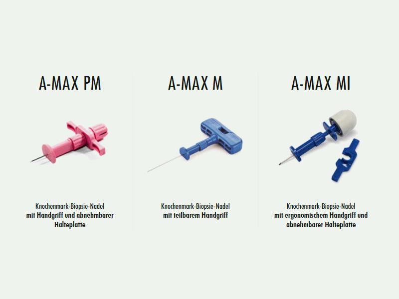 HVM A-MAX Knochenmark-Biopsie-Nadeln